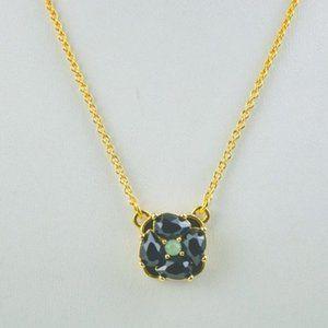 Kate Spade Blue Glass Necklace